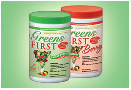 Product Review: Greens First