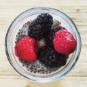 Vanilla chia yogurt love